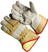 winter lined work gloves