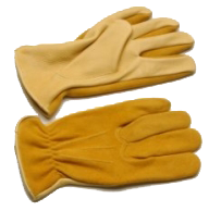 unlined gloves