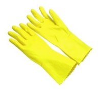Latex Unsupported Gloves LY17