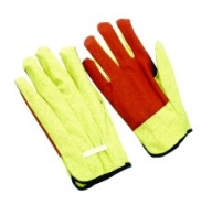 Double Stretch Vinyl Gloves